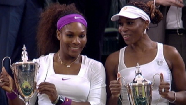 VIDEO: New documentary on Venus and Serena Williams depicts their lives as tennis champions.