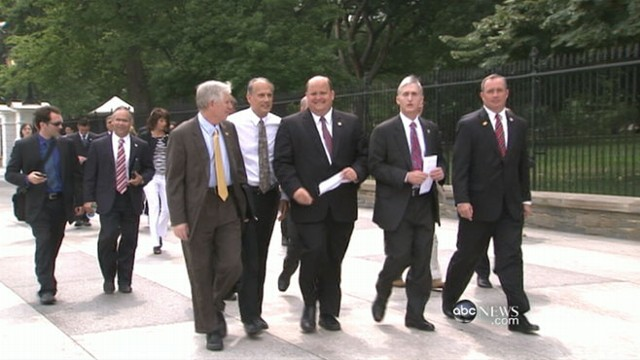 VIDEO: Disapproval of Congressional Republicans rises as debt talks continue to stall.