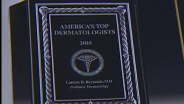 Top Doctor Awards: Are They Well Deserved? ABC News