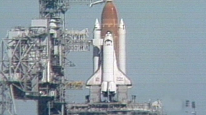space shuttle challenger news report - photo #5