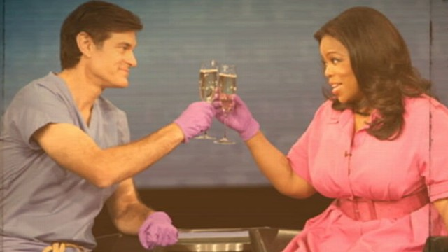 VIDEO: Dr. Mehmet Oz shares words of wisdom after Winfreys departure from daytime.