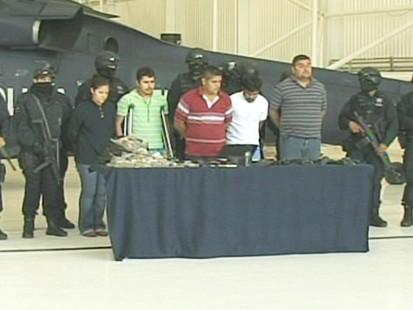 VIDEO: Over 300 arrests in massive drug raid