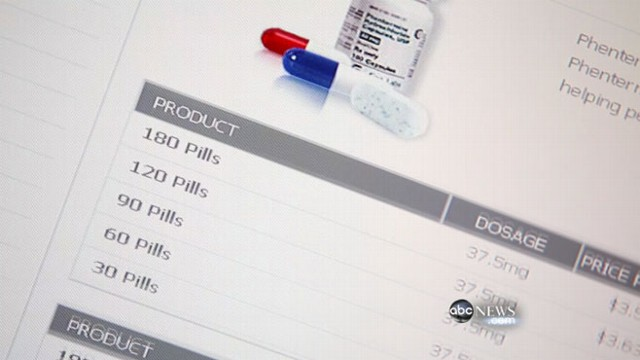 VIDEO: Patients buying prescription drugs over the Internet encounter criminals.