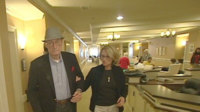 VIDEO: Sharing responsibility for geriatric care can lead to family infighting.