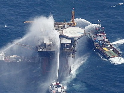 VIDEO: All 13 crew members have been rescued, and there is no sign of a spill.