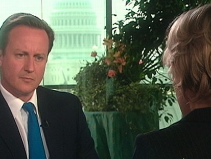 VIDEO: David Cameron Interview