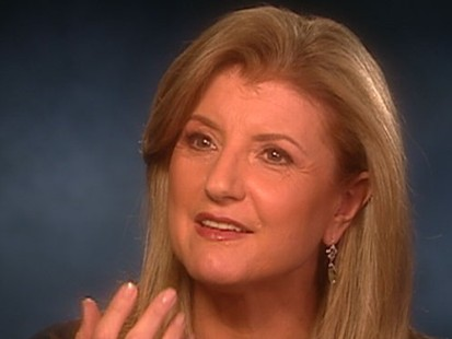 VIDEO: Part one of Diane Sawyers interviews with Arianna Huffington.