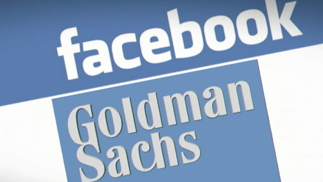 VIDEO: $500M investment from Goldman Sachs, Russian firm ups Facebook?s value to $50B.