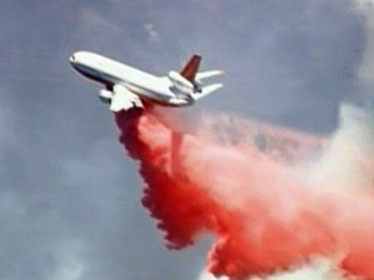 The fires in Santa Barbara have forced more than 30,000 to evacuate.