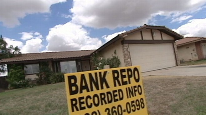 Bank Foreclosures Reach New Record - ABC News
