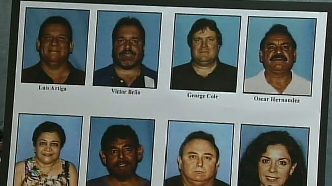 Bell, Calif , City Leaders Arrested in Salary Scandal - ABC News