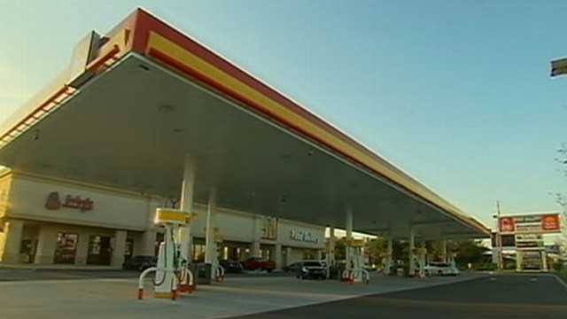 VIDEO: Americans feel the impact of increased prices at the pump.