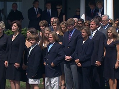 VIDEO: Future of the Kennedy Family Dynasty