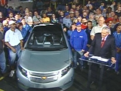 VIDEO: General Motors repays taxpayer bailout and is ready to reopen factories.