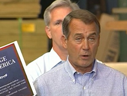 VIDEO: Democrats say the GOPs new agenda contains nothing but rehashed policies.