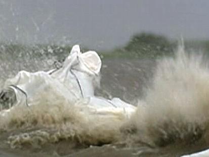 Impact of Alex Already Felt in Gulf