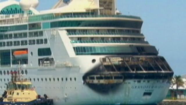 Passengers Describe Horror Of Royal Caribbean Cruise Ship Fire - Cruise ship stories