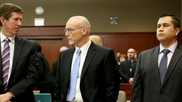 George Zimmerman Jury Told Trayvon Martin's DNA Not on Gun