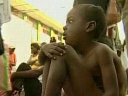VIDEO: Haitians Mourn Their Dead; Another Survivor Found