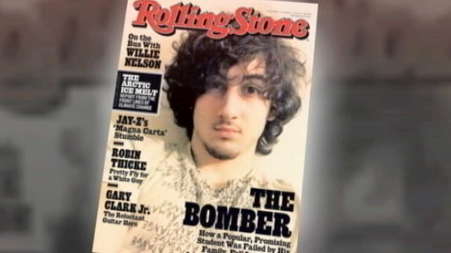 Rolling Stone Boston Bombing Suspect Cover Sparks Huge Social Media Backlash