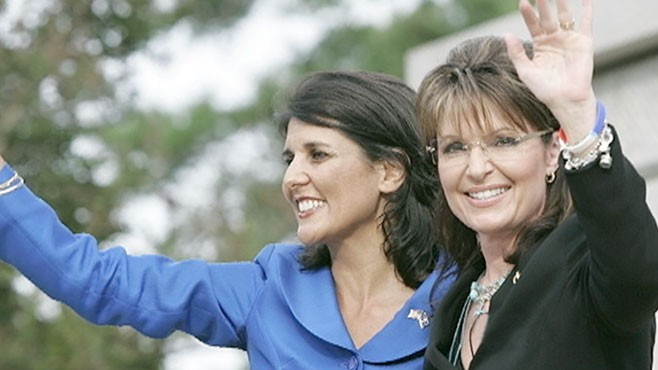 VIDEO: Backed by Sarah Palin, Shes overcome scandal and is expected to win GOP Primary