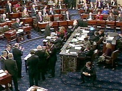 VIDEO: Senate Democrats Strike Deal