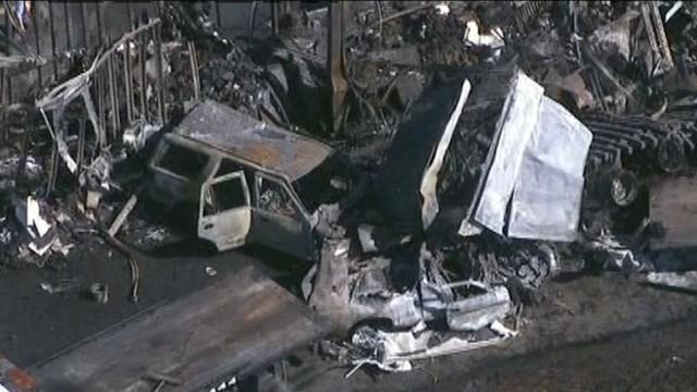 Highway Tragedy on Florida's I-75