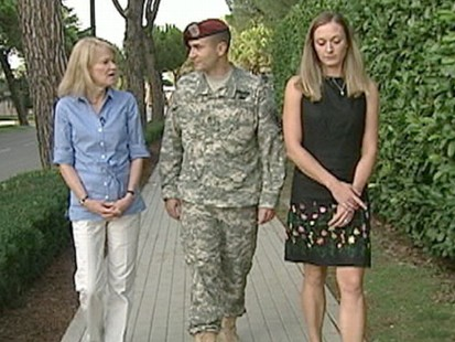 VIDEO: Staff Sgt. Giunta to Receive Medal of Honor