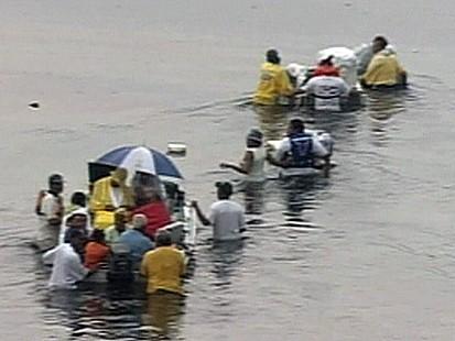 Victims of Hurricane Katrina