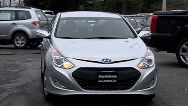 Hybrid Cars A Good Deal As Gas Prices Soar