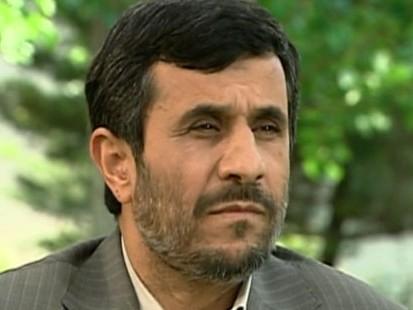 VIDEO: George Stephanopoulos and Mahmoud Ahmadinejad