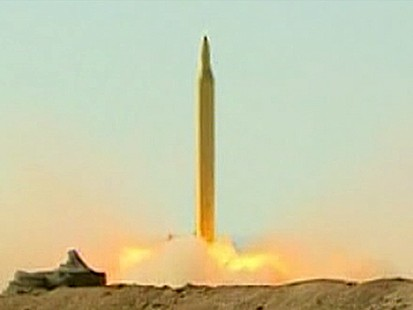 VIDEO: Iranian Missiles Capable Of Hitting Isreal, Persian Gulf