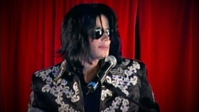 VIDEO: Pop star's fingerprints could hold the key in the trial of Dr. Conrad Murray.