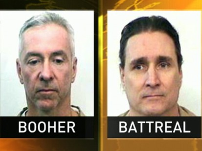 VIDEO: Inmates escape from Indiana prison