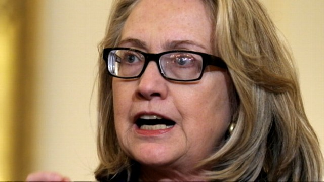 Hillary Clinton S New Glasses Raise Debate During Benghazi