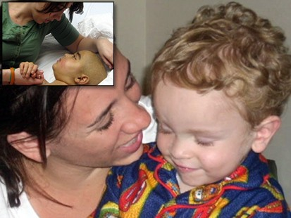 Boy Organ Donor Saves Another Boys Life