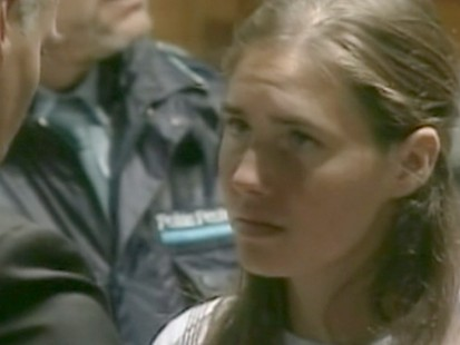 VIDEO: Amanda Knox Found Guilty of Murder