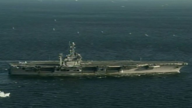 VIDEO: After executing drills of their own, North Korea keeps Asia on edge.