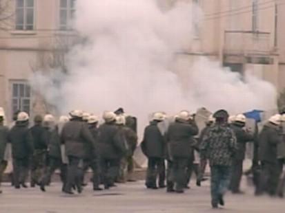 VIDEO: Violent Revolt in Kyrgyzstan