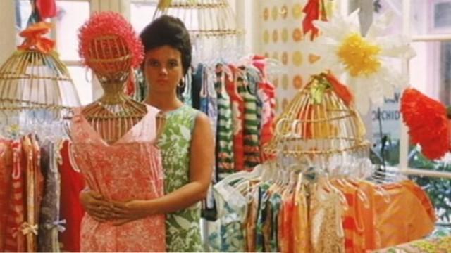 9fb55592324f88 Fashion Designer Lilly Pulitzer Dead at 81 Video - ABC News