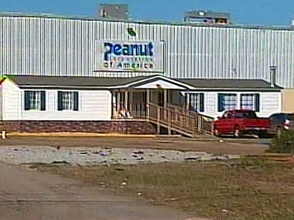 VIDEO: investigation into peanut salmonella outbreak