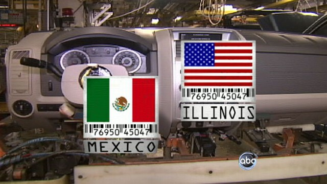 VIDEO: Summer series breaks down U.S. automobile assembly line.