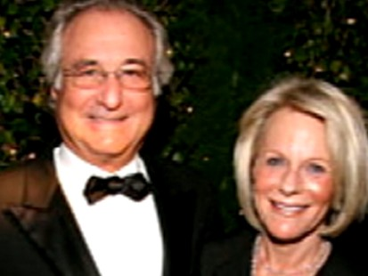 VIDEO: Madoff Trades Luxury for Life Sentence