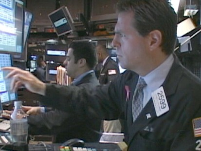 VIDEO: David Muir reports on what happened to cause the Dows biggest single day drop.