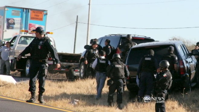 Mexican Drug Cartel Members Caught in Gang Crackdown - ABC News