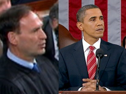 VIDEO: Terry Moran analyzes the Supreme Court criticism during the State of the Union.
