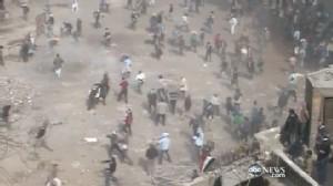 Cbs News Reporter Assaulted In Egypt Video Abc News