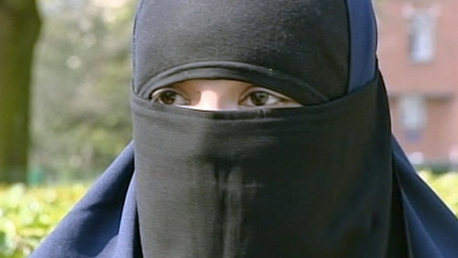 VIDEO: Home of Europes largest Muslim population wants to ban women from wearing veils