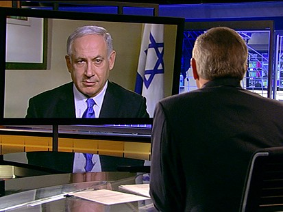 VIDEO: Israeli Prime Minister Speaks With ABCs Charles Gibson