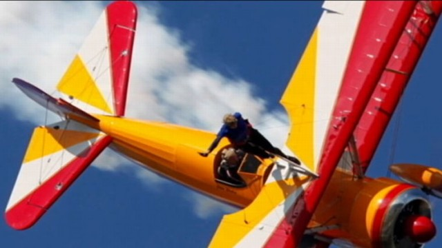 Moment of Silence Planned for Pilot and Wing Walker Killed at Ohio Air Show